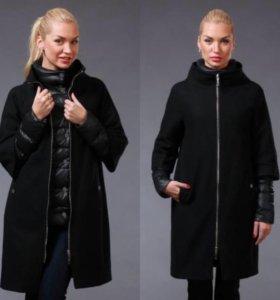 Комплект - пальто и куртка (3в1)