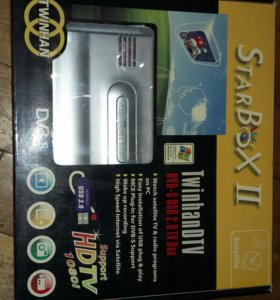 DVB StarBox-2 Twinhan DTV