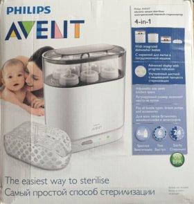 Philips Avent electric steam steriliser 4-in-1