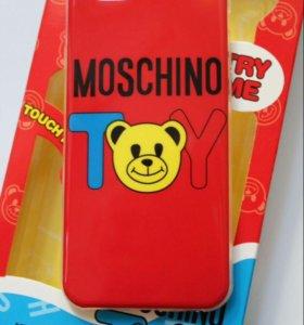 Чехол на айфон 6/6s Moschino toy