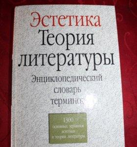 Эстетика теории литературы