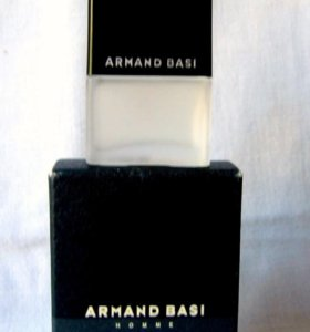 Armand Basi Homme (4.9) edt men. Раритет