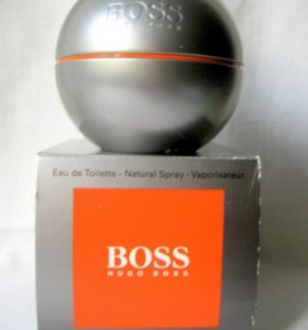 Hugo Boss Boss in Moution (90) edt men. Раритет