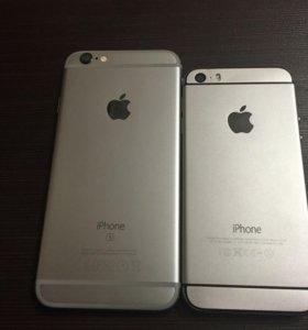 iPhone 6 и iPad