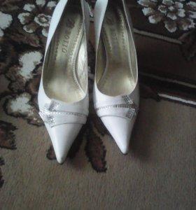 Туфли свадбеные