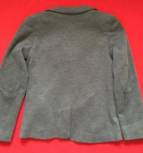 Пиджак школьный zara