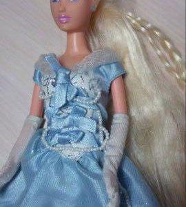 "Фирменная кукла ""Принцесса Золушка"" от ""DISNAY"""