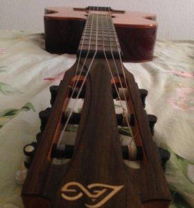 Гитара LAG TN100ACE ( ФРАНЦИЯ)