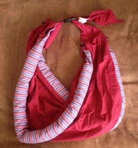 Детская переноска (слинг)