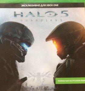Halo 5 на XBOX ONE