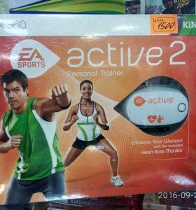 Xbox360 Active2 для Кинекта