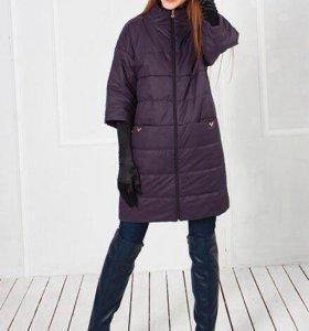 Новое! Пальто демисезонное