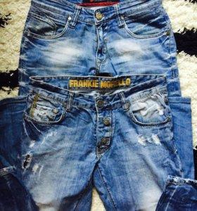 DSQUARED2, Frankie Morello джинсы мужские