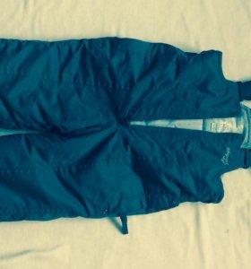 Комбинезон и куртка осень и тёплая зима!
