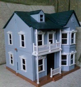 Большой кукольный дом Imaginarium