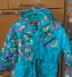 Куртки демисизонные