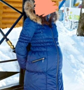 Куртка- пальто для Беременных Mam's