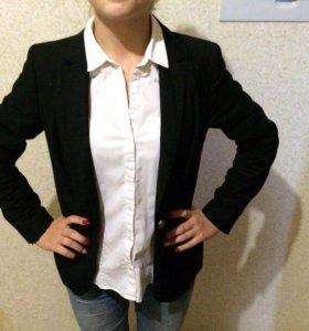 Блузка , пиджак