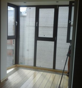 Окна, установка, ремонт, отделка балкона