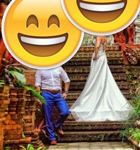 Сдаю шикарное свадебное платье в аренду