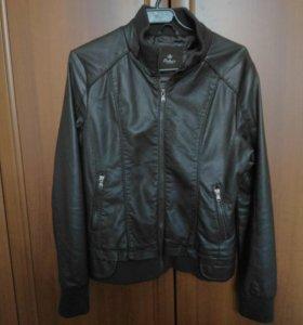 Куртка кожаная COLIN'S