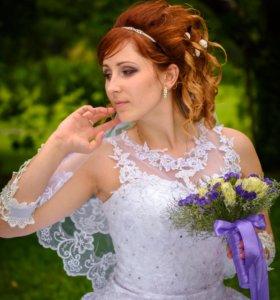 Свадебное платье)