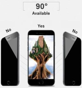 Пленка - стекло на айфон 5s