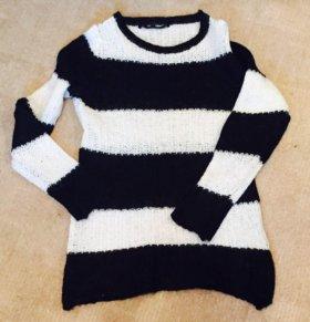 Zara новый свитер