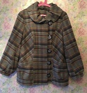 Пальто женское 54-56 размер