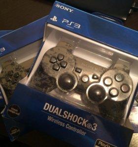 Контроллер для Sony PlayStation 3 камуфляжный