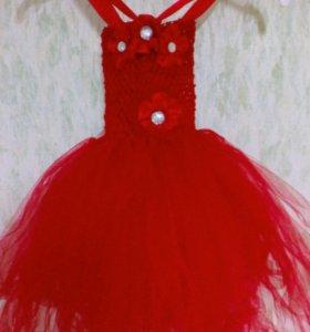 Платье и юбка в стиле туту