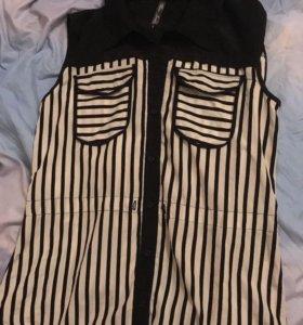 Туника-рубашка