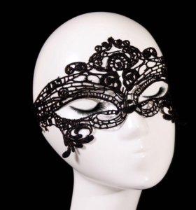 Кружевная маска 💃🏼👁👁🎭