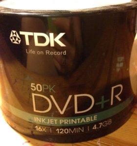 tdk dvd r inkjet printable