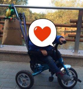 Детский трехколесный велосипед Lexys Trake