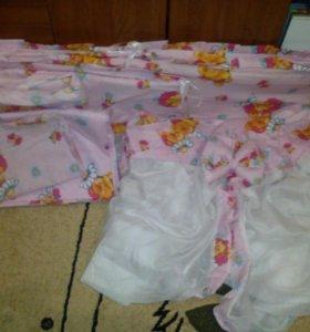 Комплект для кроватки.