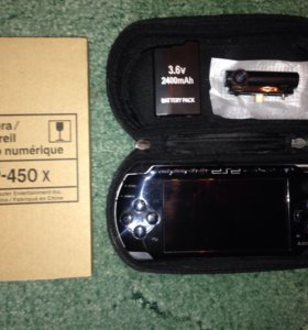 PSP 3008, камера для PSP, диски