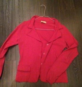 Кофта Трикотажный пиджак Alpha