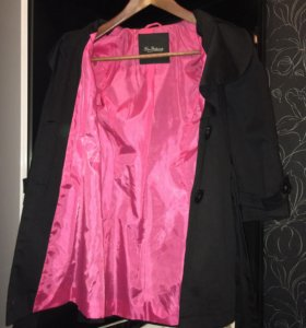 Легкое пальто из Киры