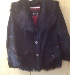 Зимняя куртка р50-52