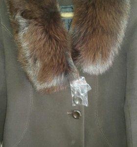 Пальто (песец)