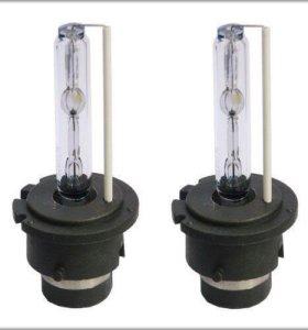 Лампа ксенон D2S (2шт) Hid 5000 k💡