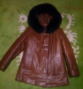 Куртка женская нат. кожа