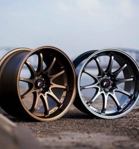 Покраска дисков в оригинальные цвета BMW, AUDI