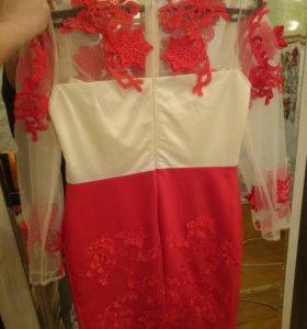 Платье новое стильное