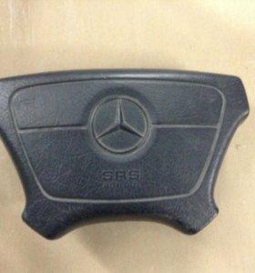 Подушка в руль Mercedes