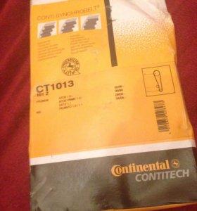 Ремень грм continental ct 1013 для Hyundai getz,