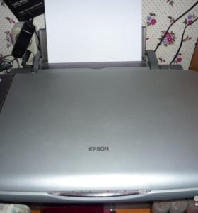 Принтер мфу Epson cx4100