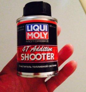 Очиститель топл.сист. 4T adittive shooter LM
