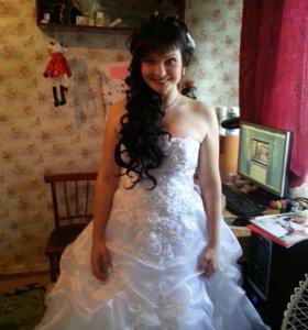 Свабебное платье